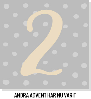 Advent 2 varit