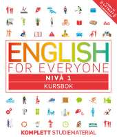 English for Everyone Nivå 1 Kursbok av Rachel Harding