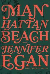 Manhattan beach av Jennifer Egan