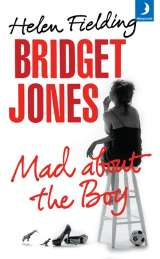 Bridget Jones : mad about the boy av Helen Fielding