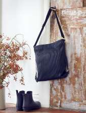 Shoulderbag, svart Ceannis