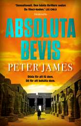 Absoluta bevis av Peter James