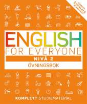 English for everyone Nivå 2 Övningsbok av Thomas Booth