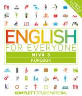 English for everyone Nivå 3 Kursbok av Gill Johnson