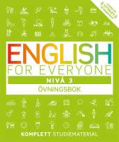English for everyone Nivå 3 Övningsbok av Barbara MacKay