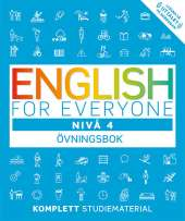 English for everyone Nivå 4 Övningsbok av Claire Hart