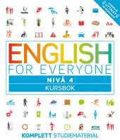 English for everyone Nivå 4 Kursbok av Victoria Boobyer