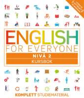 English for Everyone Nivå 2 Kursbok av Rachel Harding