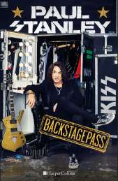 Backstagepass av Paul Stanley
