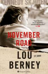 November Road av Lou Berney