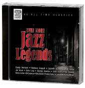 3-CD-box. Even More Jazz Legends