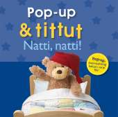 Pop-up & tittut: natti, natti! av Dawn Sirett