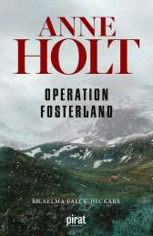Operation fosterland av Anne Holt